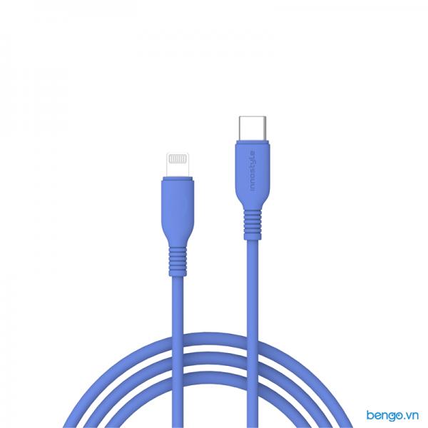 CÁP INNOSTYLE JAZZY USB-C TO LIGHTNING 1.2M